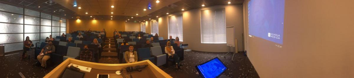 Deelnemers/begeleiders 13e workshop